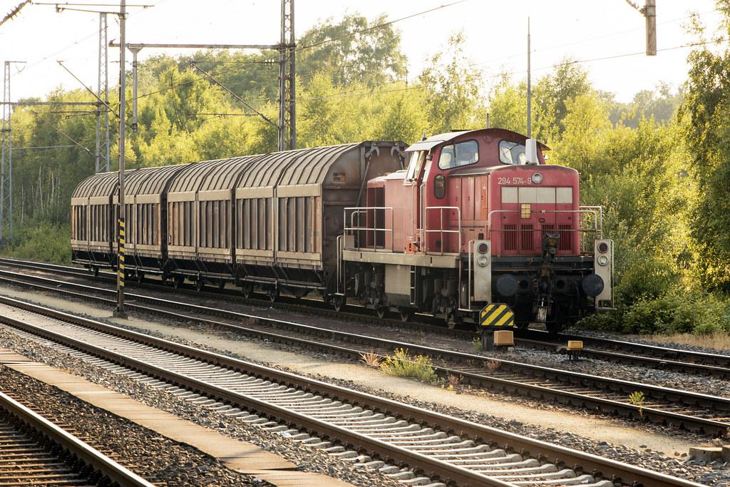 DBS 294 574-4, Bad Bentheim 10 juli 2015