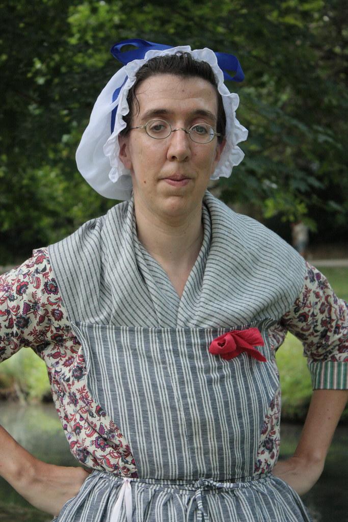 Reconstitution costume historique XVIIIème