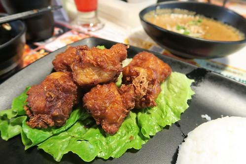 日式奇脆雞