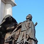 István Tisza monument, Budapest