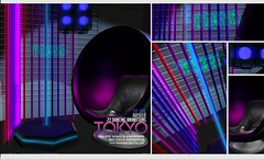 UBER //TOKYO // Ariskea & The Den