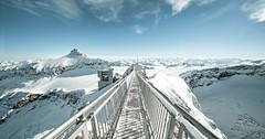 Les Diablerets – ďábelské hory nad Ženevským jezerem