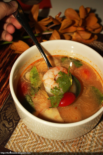 The Line - Tom Yam Goong