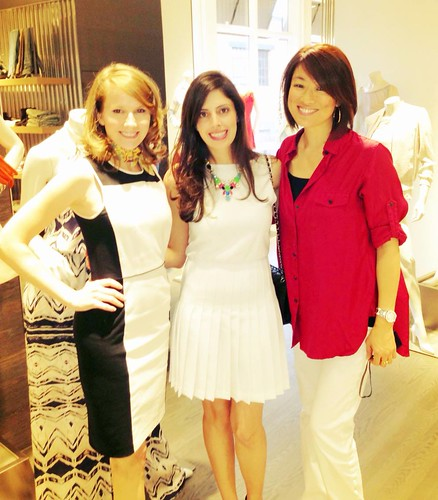 Intermix BabyLove DC shopping party