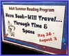 Have Book - Will Travel...Through Time & Space