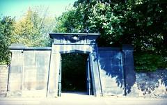 General Cemetery Grand entranceway