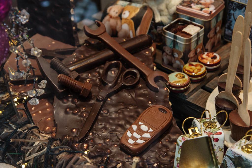 טלפון סלולרי משוקולד