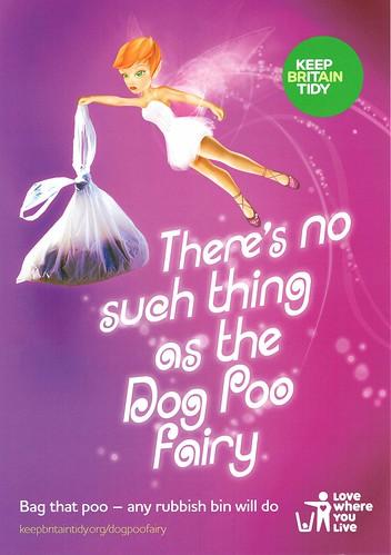 dog poo fairy