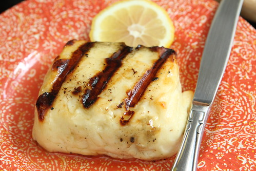 Grilled Haloumi