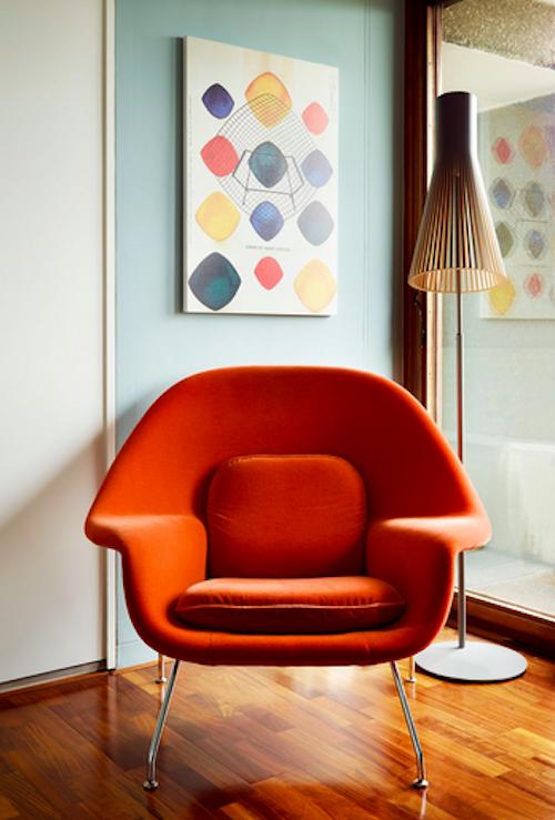 House Tour: A Colorful London Apartment