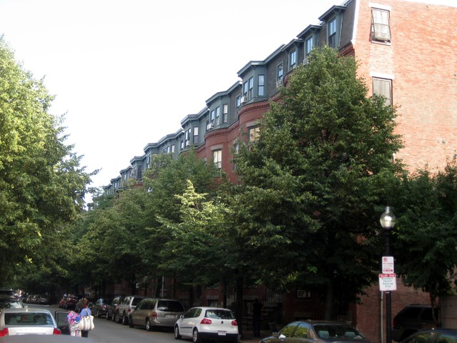 People's Tours: A social history of Boston's South End
