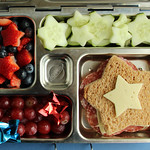 Thumbnail image for Video: How to Make a 4th of July Bento Box