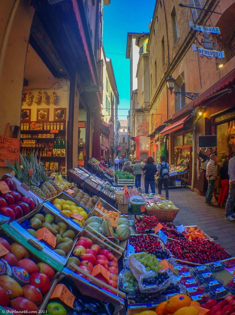 bologna markets