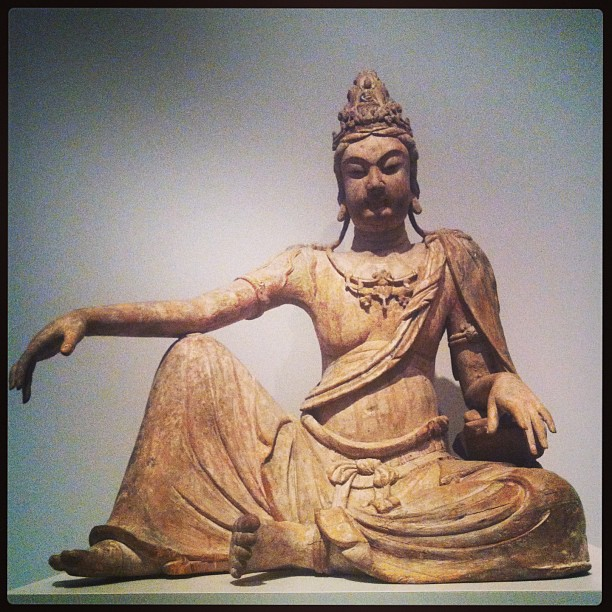 Bodhisattva #newyork #themet #art