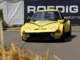 Opel GT beim Solitude Revival 2013