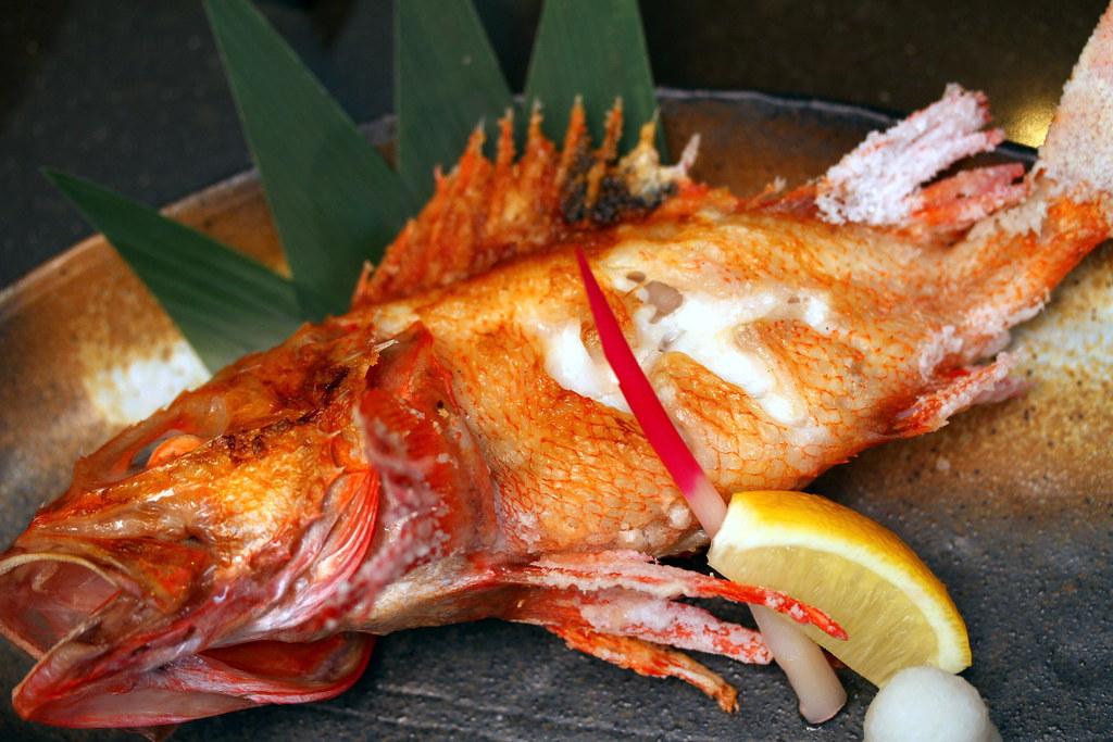 Tamashii Robataya: Kinki Fish