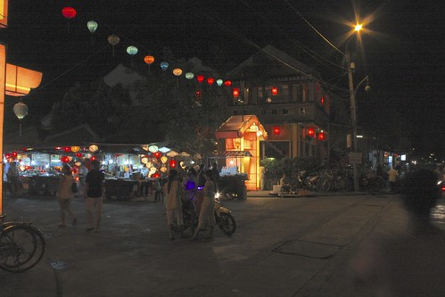 lanterns everywhere in Hoi An