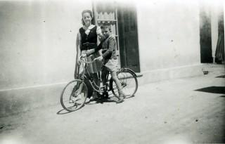 Casablanca, Maroc, vers 1948