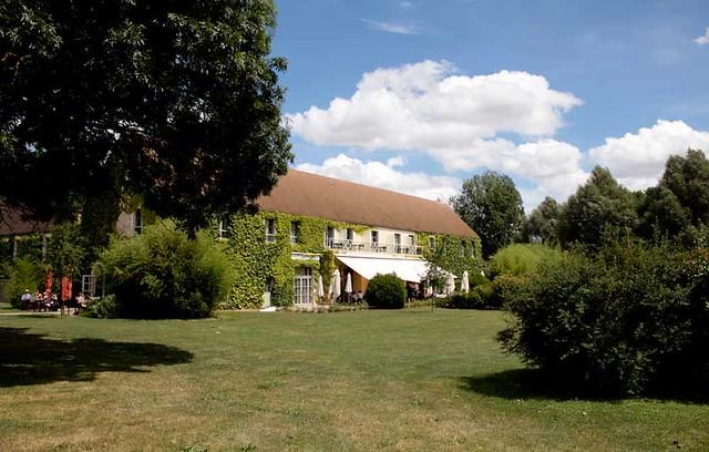 Chateau de Villiers le Mahieux