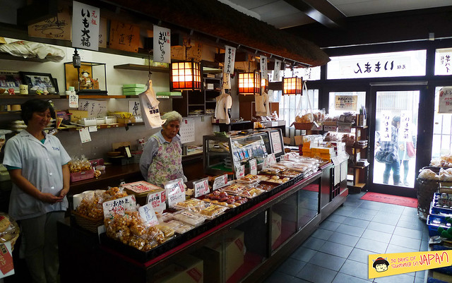 Kawagoe Day Trip - Tobu Koedo Bus Loop - Stop T11 T12 T13 - old sweets shop
