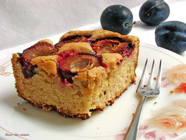 сливовый пирог Дори 2