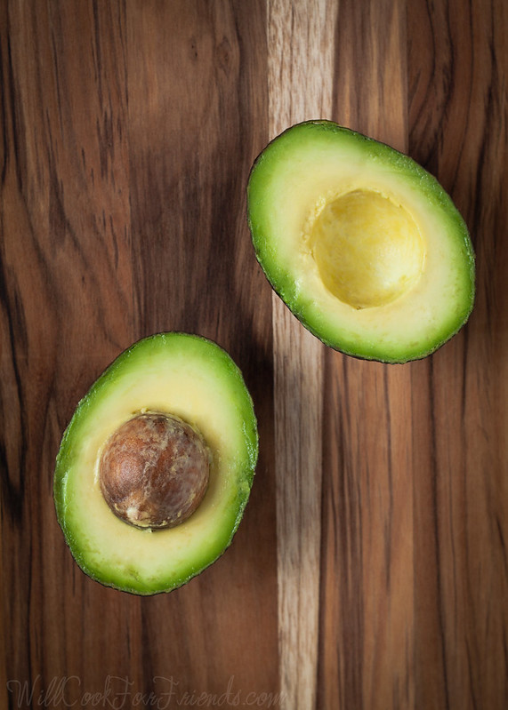 Avocado, Ready For a Summer Salad