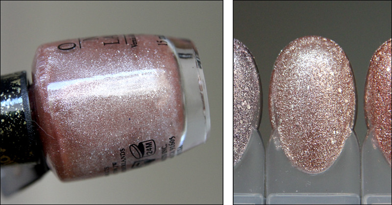 OPI Silent stars go by swatch