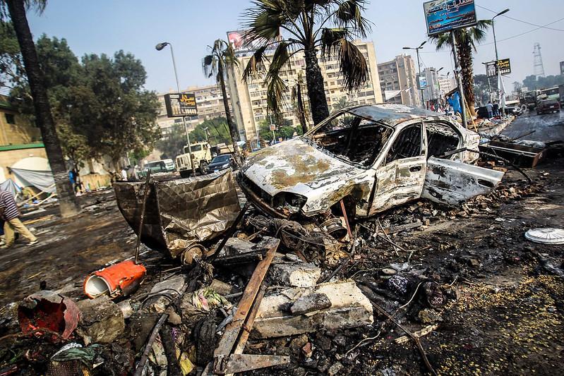 (8)EGIPTO-CAIRO-SEGURIDAD-CONFLICTO