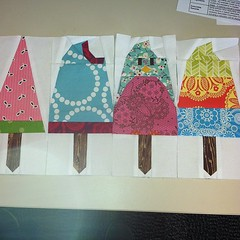 Playing with some Popsicles at work today.   Makes me happy to remove the paper.