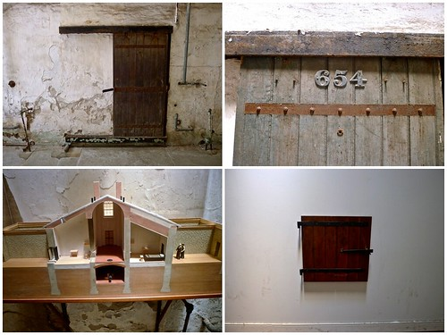 Eastern State Penitentiary Original Setup