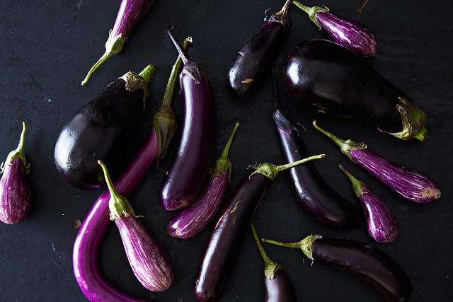 Eggplant on Food52