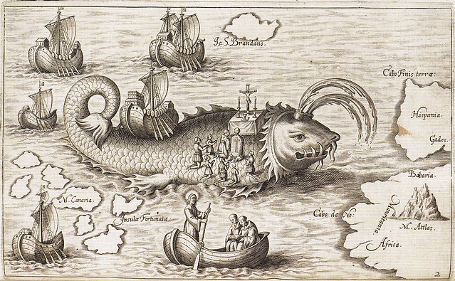 Sea Monsters (C van Duzer) 017