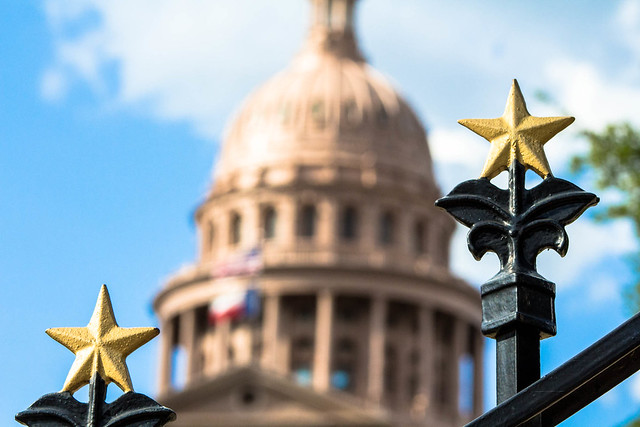 Texas State Capitol definition/meaning