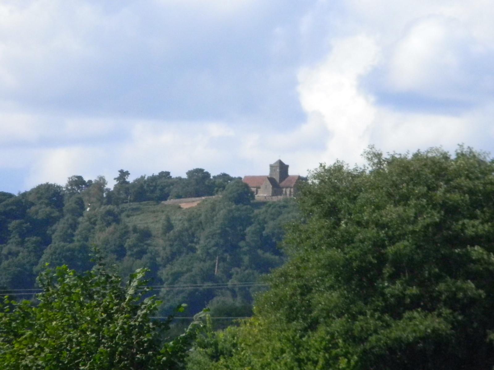 St Martha's on the hill Guildford Circular via Albury.