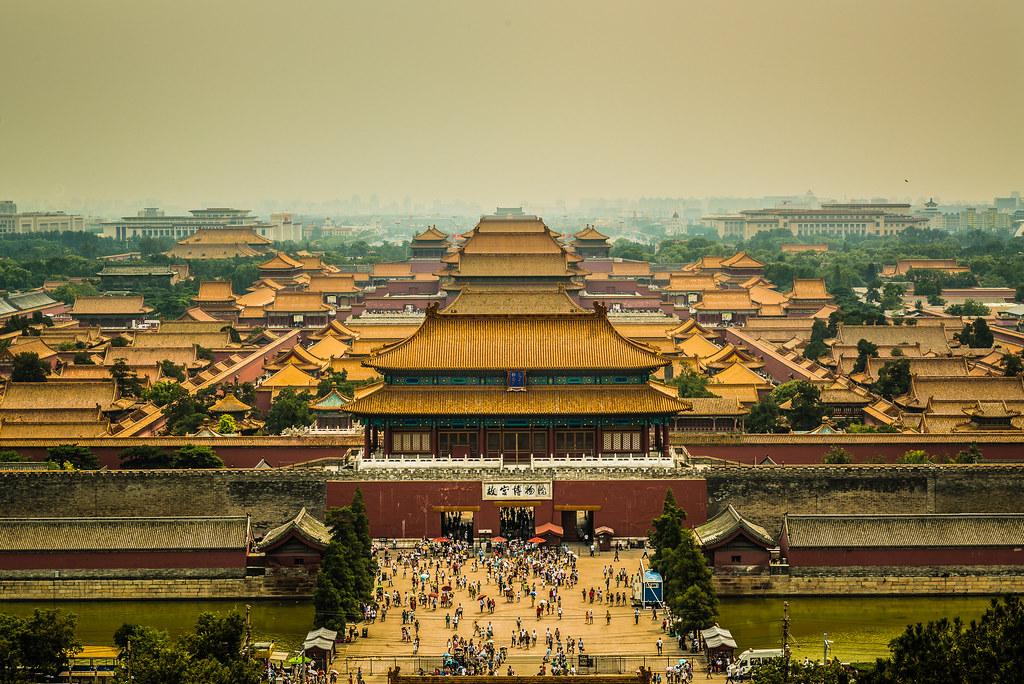 forbidden city views