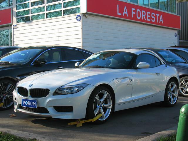 BMW Z4 Sdrive20i M Sport 2013