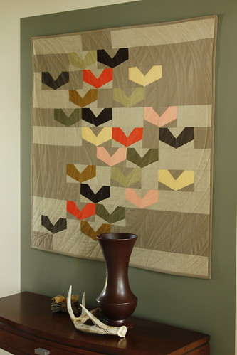 Starlings Wallhanging
