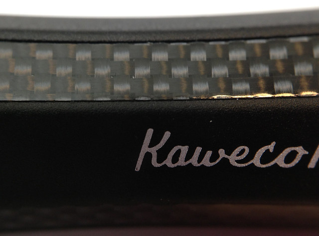 Kaweco AC Sport Carbon Fountain Pen Close Up