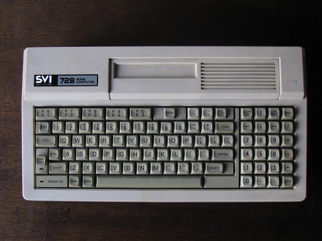 Spectravideo SVI 728 (1983)
