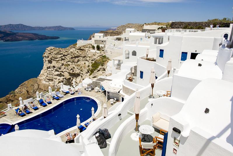 Fira Hotel, Santorini Greece