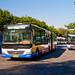 [Buses in Beijing]黄海 Huanghai DD6180S01 北京公交集团 BPT #84112 Line 44-O Front-left at Xinjiekou Huokou Bus Yard