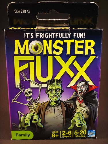 Monster Fluxx Box