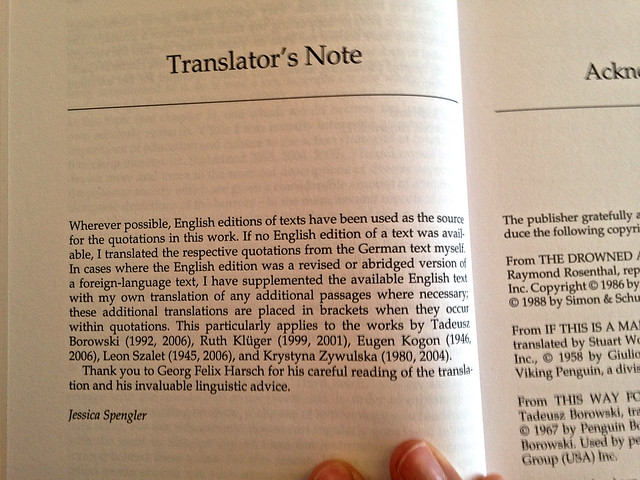 Translator's note