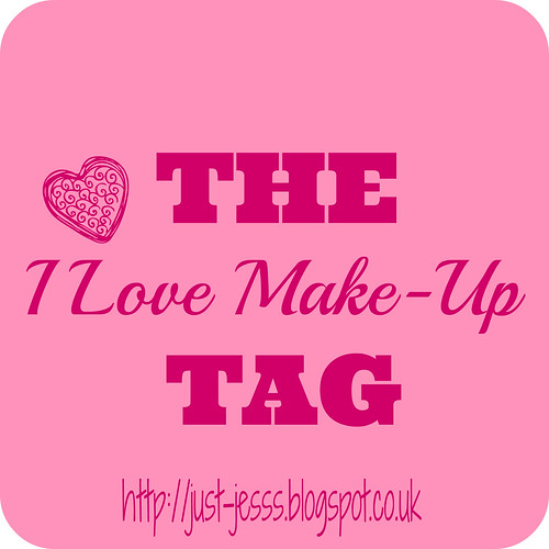 The I Love Make-Up Tag