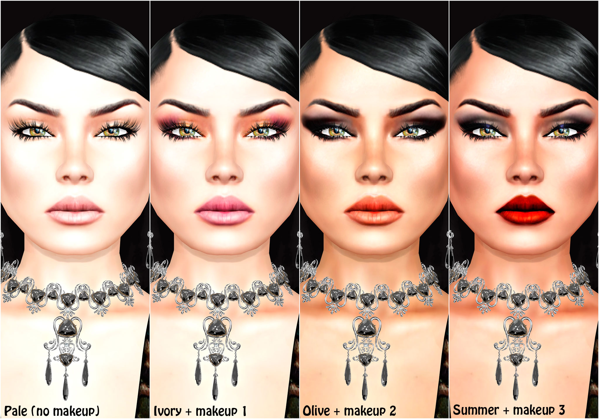New Faces Lilly for Kustom9