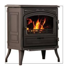 ent soulet chauffage granul bois 24 po le bois bourgogne. Black Bedroom Furniture Sets. Home Design Ideas
