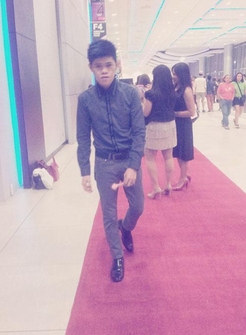 deej ecdao filipino celebrity blogger