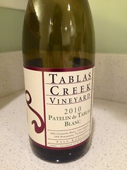 2010 Tablas Creek Vineyard Patelin de Tablas