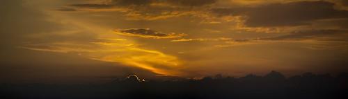 nature clouds sunrise landscape golden amazing sunny jyväskylä