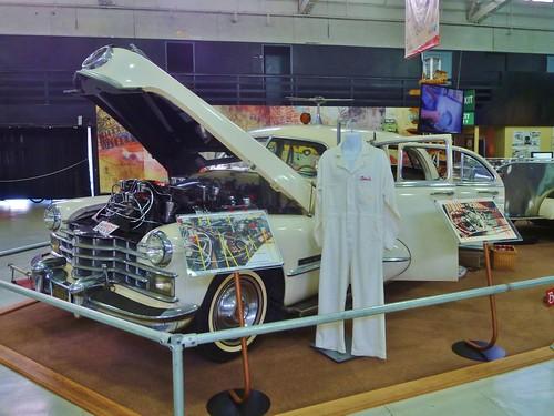 Louie Mattar's 1947 Cadillac